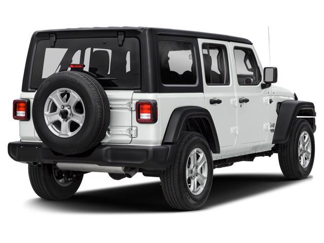 Jeep Wrangler For Sale In Sc >> 2020 Jeep Wrangler Unlimited Sport S 4x4