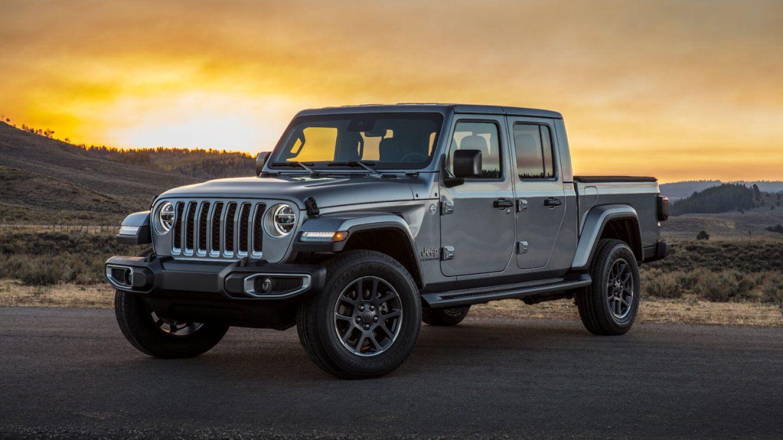 All New 2020 Jeep Gladiator Model Compare Pellegrino